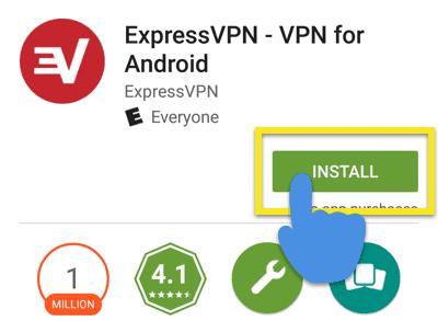 ExpressVPN - google play