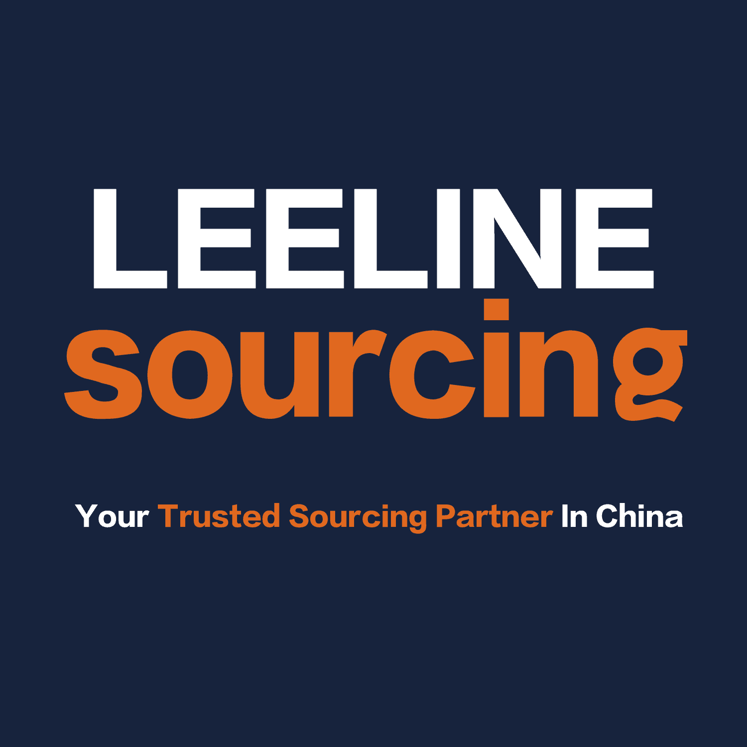 LeelineSourcing – Your Trusted Sourcing Partner in China