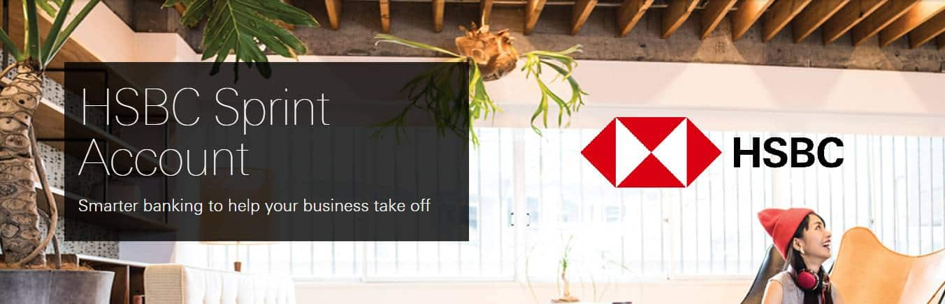 HSBC Sprint Account: New Digital Banking Solutions - Product
