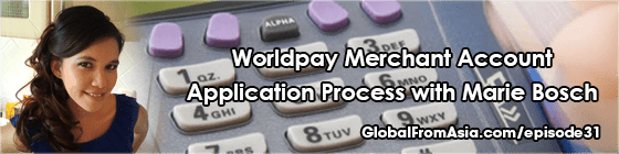 marie worldpay experience