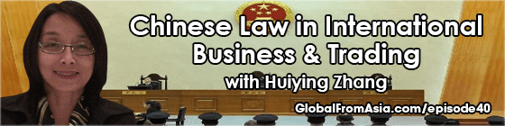 gfa40 chinese law in international business and trading t