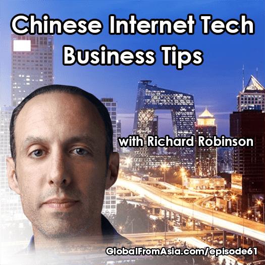 richard robinson globalfromasia Podcast1