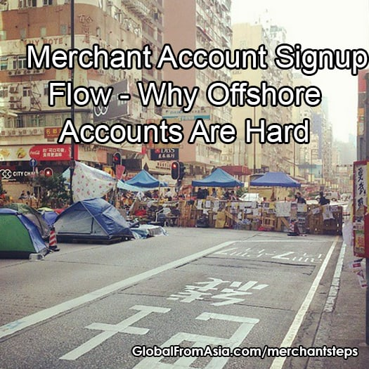 how to get an offshore merchant account