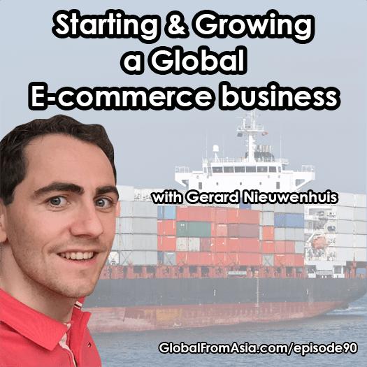 gerard international e-commerce Podcast1