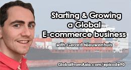 gerard international e-commerce Podcast3