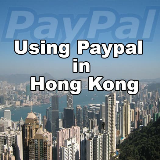 Paypal HK Guide