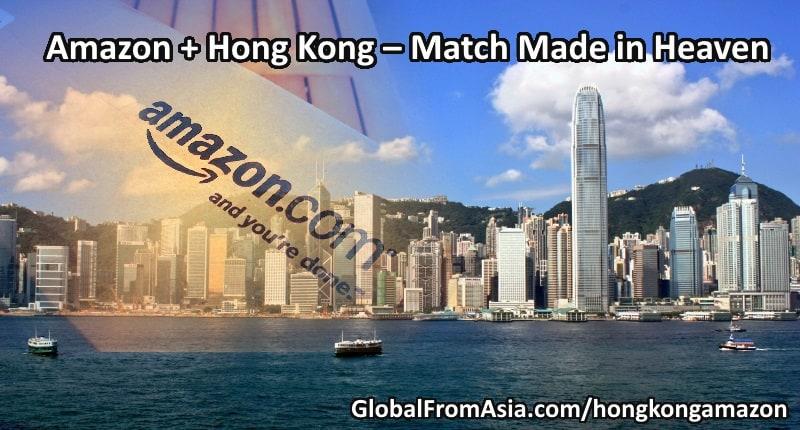Hong Kong Amazon - thumbnail
