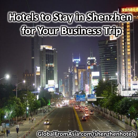 2018 Bank Holidays In Hk: Hotels To Stay In Shenzhen For Your Business Trip