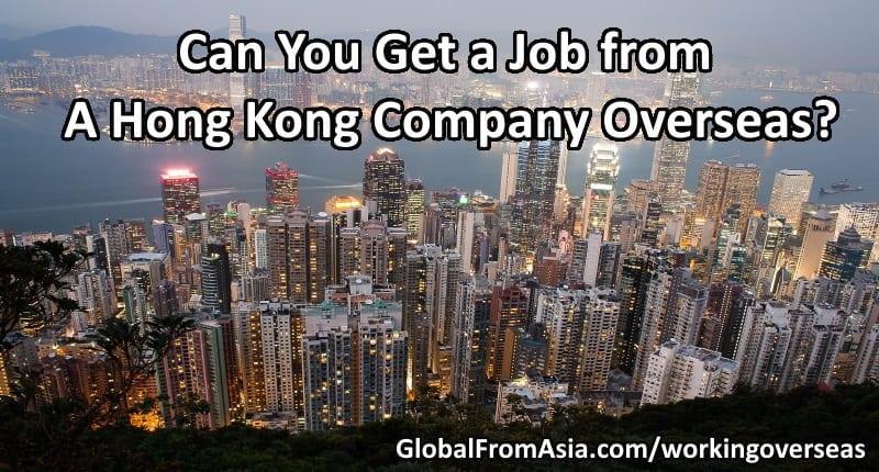 Working Overseas - thumbnail