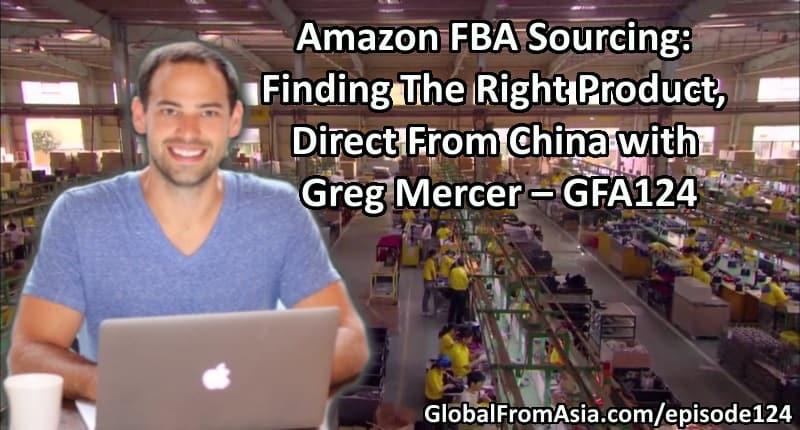 Amazon FBA sourcing - banner