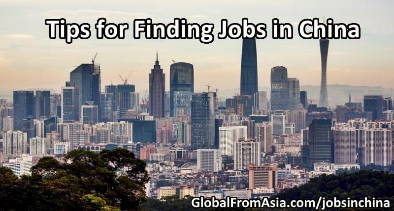 Jobs in China thumbnail