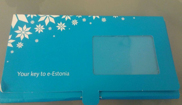 e-estonia envelope