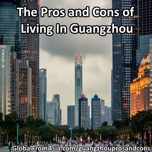 2018 Bank Holidays In Hk: The Pros And Cons Of Living In Guangzhou