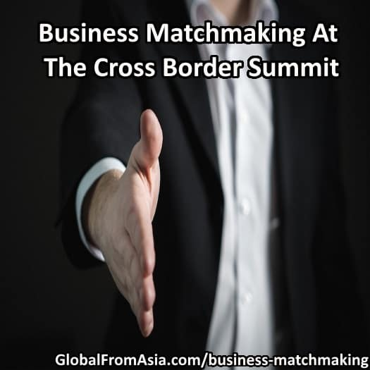 business matchmaking company