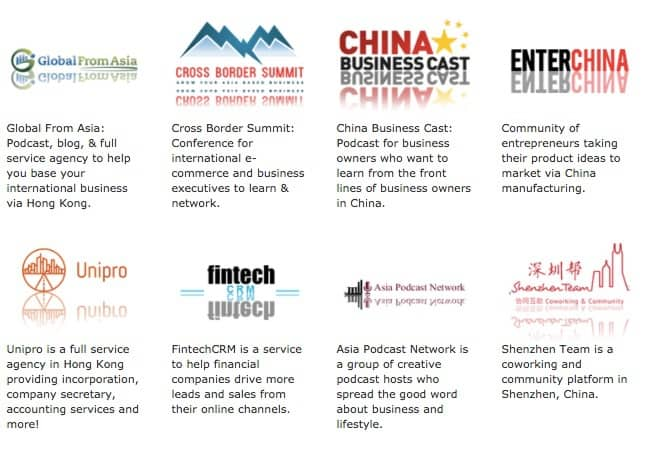 Asian business chinese entrepreneurship network