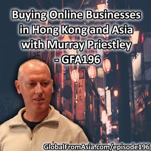 buying online businesses in hong kong and asia
