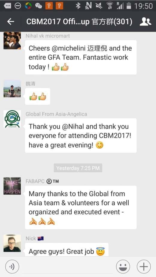 global matchmaking