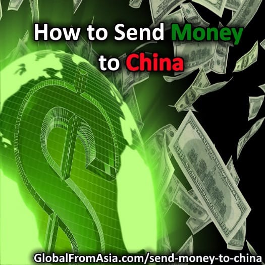 How to Send Money to China