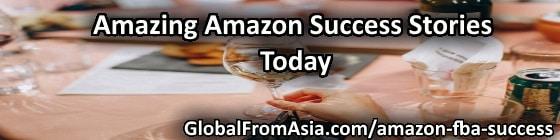 amazon fba success stories