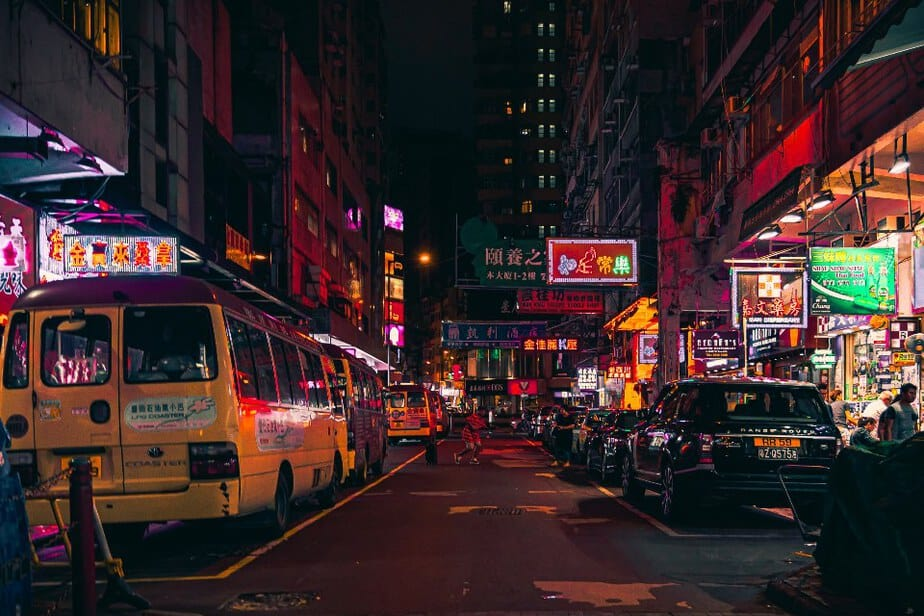 HK Border Guide