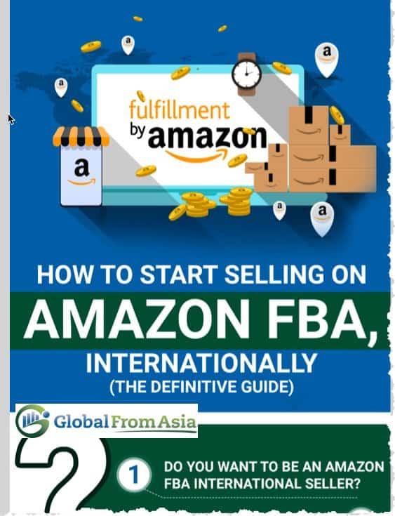 Amazon FBA infographic